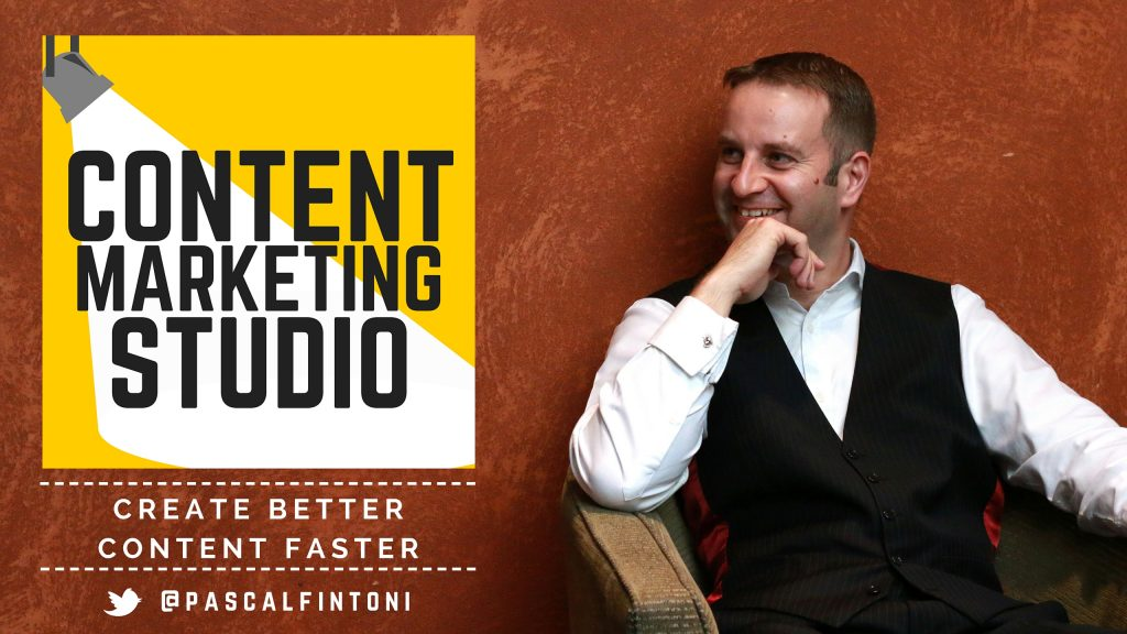 The Content Marketing Studio – Coming Soon!