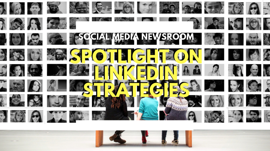 Spotlight On Linkedin Strategies with Judy Parsons and Nigel Cliff