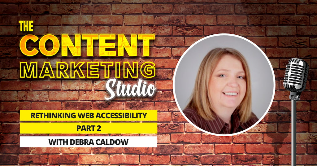 Debra Caldow from Journey Skills and Red Giraffe Property on The Content Marketing Studio with Pascal Fintoni