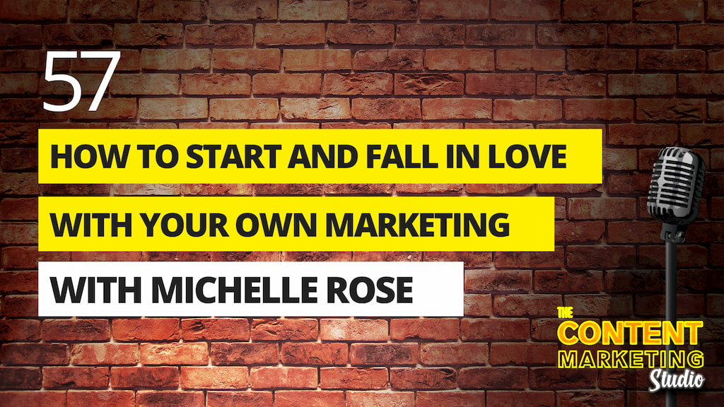 How To Start And Fall In Love With Your Own Marketing