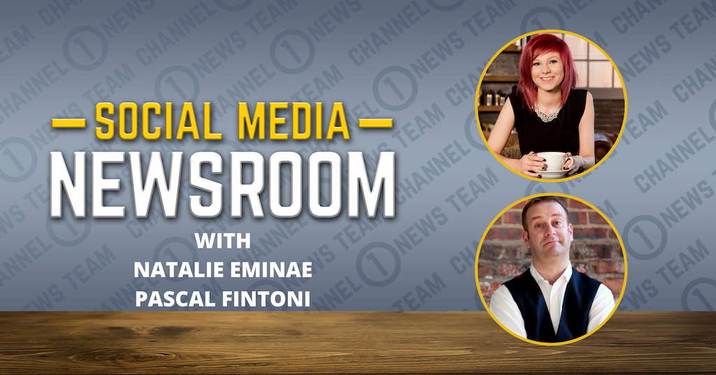 Social Media Newsroom with Natalie Eminae and Pascal Fintoni