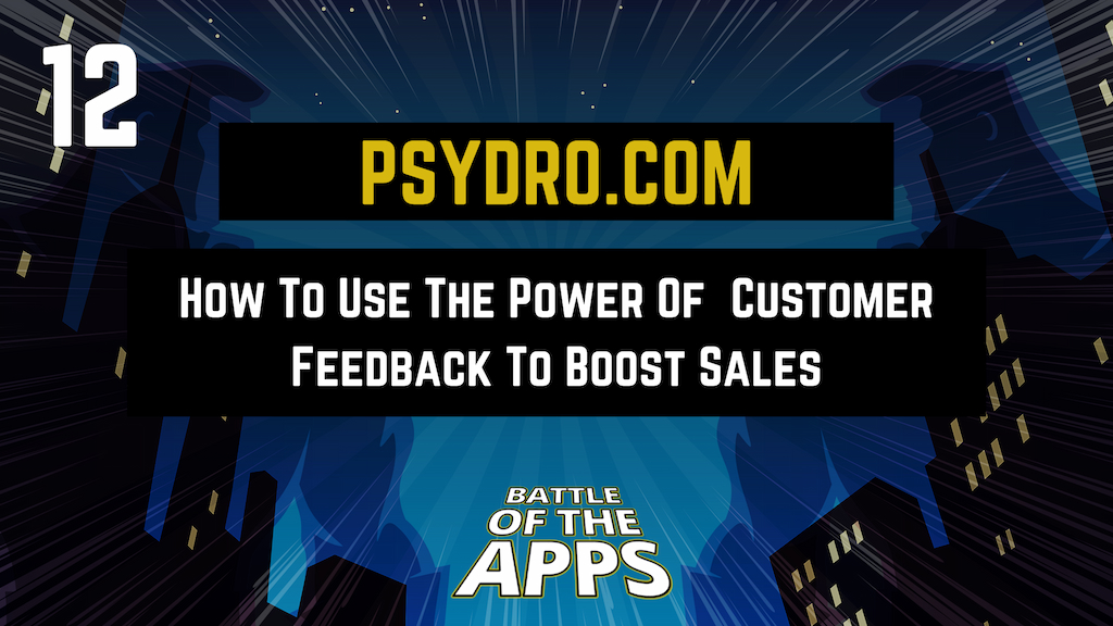 PSYDRO.COM - How To Use The Power Of Customer Feedback And Reviews To Boost Sales