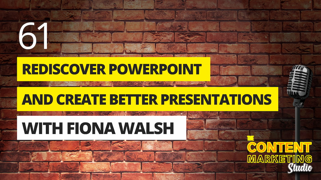 Rediscover Powerpoint and Create Better Presentations Faster