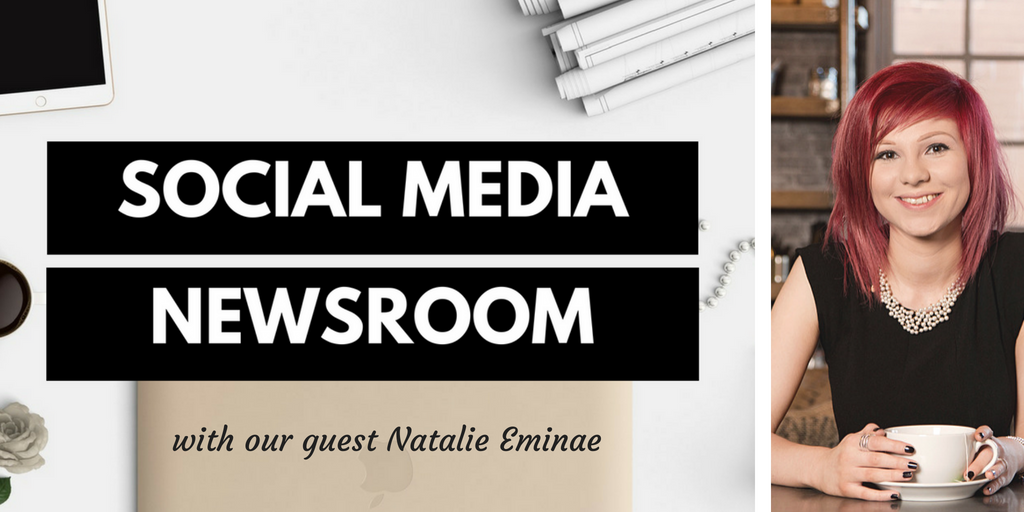 Natalie Eminae from Ococo Media on The Social Media Newsroom